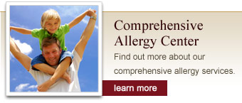 comprehensive allergy center